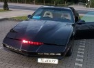 Knight Rider Replika KITT