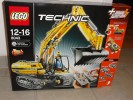 Teure Lego Bagger Verpackung