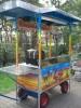 Bollerwagen für den nächsten Grill-Ausflug