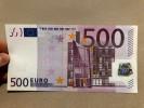500 Euro Geldschein, echt, bankfrisch