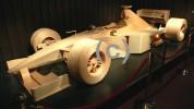 McLaren-Mercedes 1:1 Modell aus ca. 1 Mio. Streichhölzern