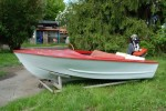 gfk Motorboot