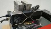 Physisches Bild der GeForce RTX 3080