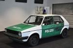 Golf I Polizei-Filmauto
