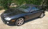 Jaguar XK 8 Cabrio von Vorbesitzer Jürgen Klopp